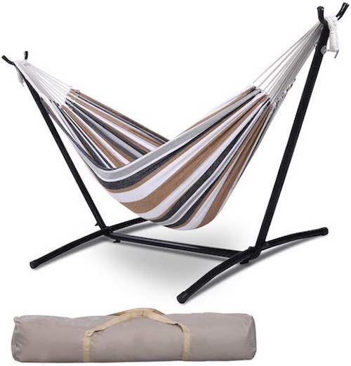 8. Giantex Hammock with Stand