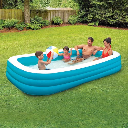 Top 10 Best Rectangle Above-Ground Pools in 2021 Reviews