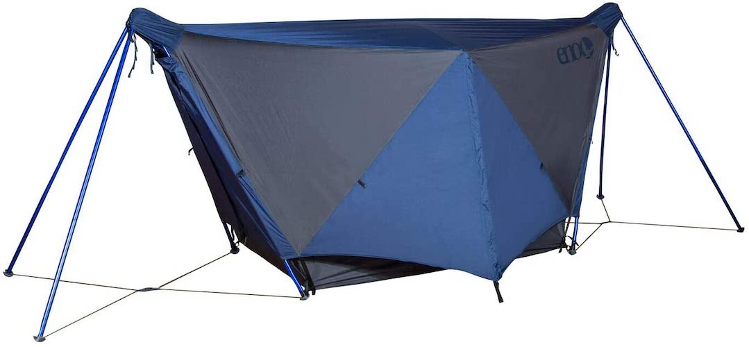 9. ENO, Eagles Nest Outfitters Nomad Shelter System, Hammock Pack