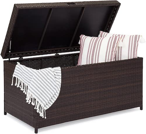 Top 10 Best Outdoor Storage Benches in 2020 Reviews