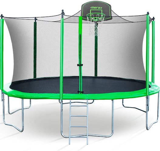 Top 10 Best Trampolines with Net in 2020 Reviews ...
