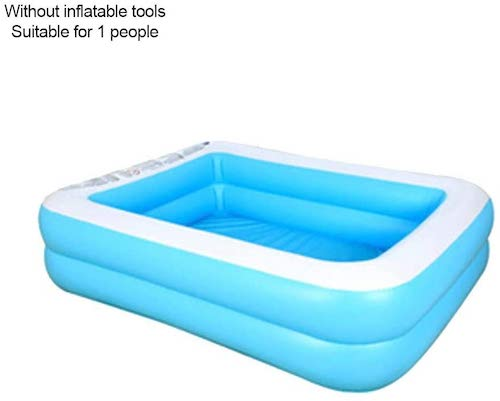 7.wangdongmei Family Inflatable Swimming Pool, Household Baby Wear-Resistant Thick Marine Ball Pool, Multiple Size Options