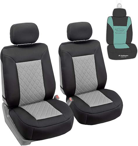 6. FH Group FB088102 Neosupreme Deluxe Quality Car Seat Cushions