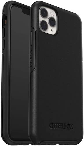 7.OtterBox SYMMETRY SERIES Case for iPhone 11 Pro Max - BLACK