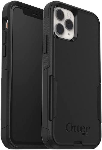 1.OtterBox Commuter Series Case for iPhone 11 Pro - BLACK