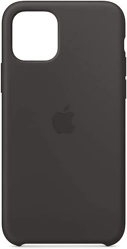 3.Apple Silicone Case (for iPhone 11 Pro) - Black