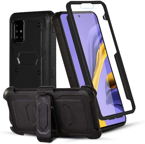 Top 10 Best Samsung Galaxy A51 Protection Cases in 2020 Reviews
