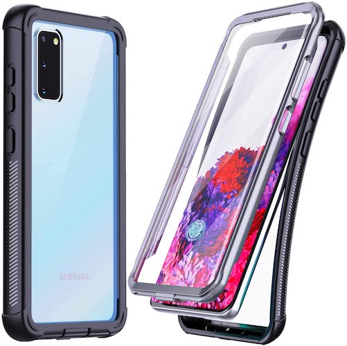 Top 10 Best Samsung Galaxy S20 Protection Cases in 2020 Reviews