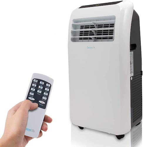 Top 5 Best Dual Hose Portable Air Conditioners in 2020 Reviews