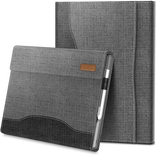 2.INFILAND Microsoft Surface Pro 7 Case Compatible with Microsoft Surface Pro 7/ Surface Pro 6