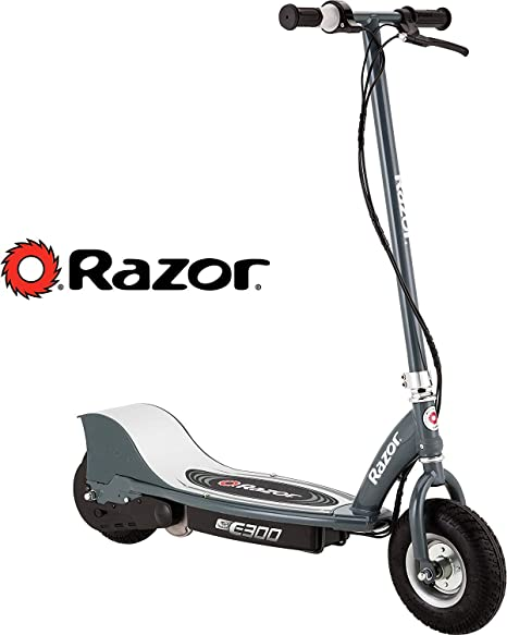 2. Razor E300 Electric Scooter - Matte Gray
