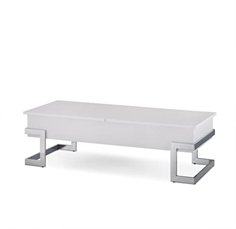 1. ACME Calnan Coffee Table w/Lift Top - 81850