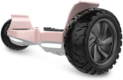 2.HYPER GOGO Off Road, Electric Self Balancing All Terrain Hoverboard