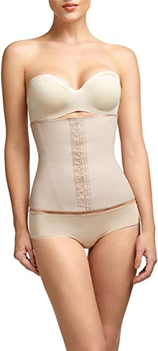 9. Squeem - Perfectly Curvy, Women's Firm Control Strapless Waist Cincher